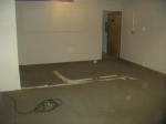 Patchy carpet